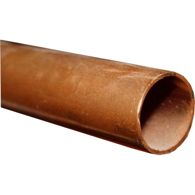 1 1 2 Type K Copper Rolled Tubing 60 Length Plumbersstock