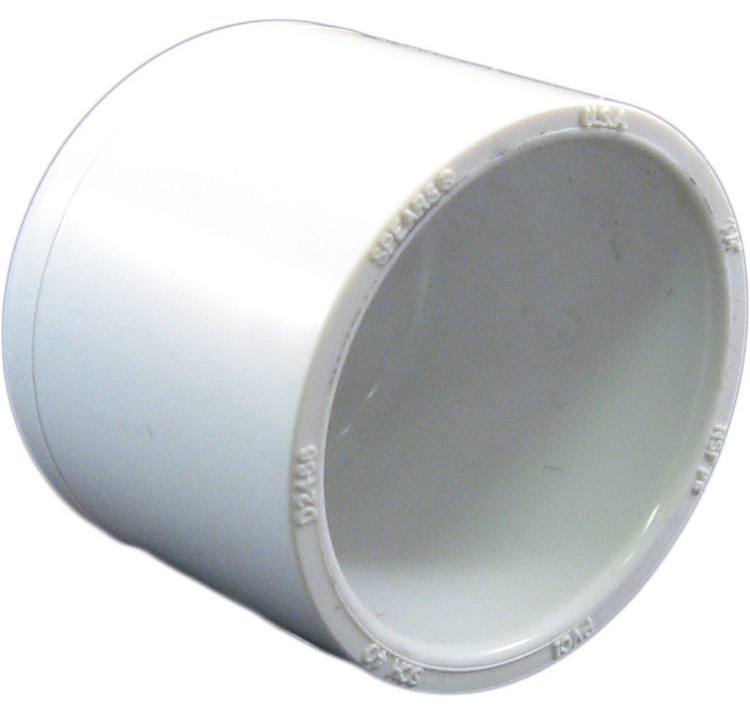 Commodity  PVCCAP114 Schedule 40 PVC Slip Cap, 1-1/4 Inch