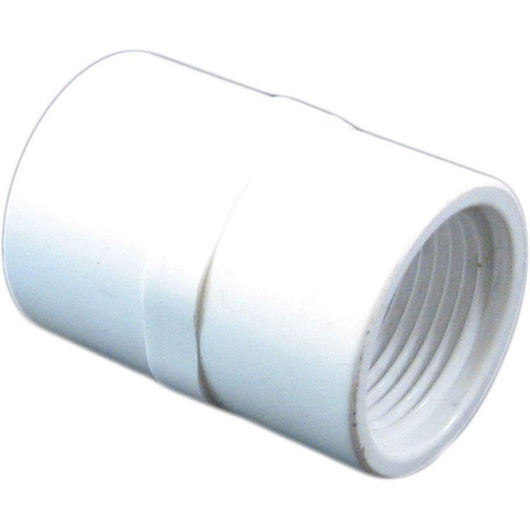 Commodity  PVCFE34 Schedule 40 PVC Female Adapter, 3/4 Inch