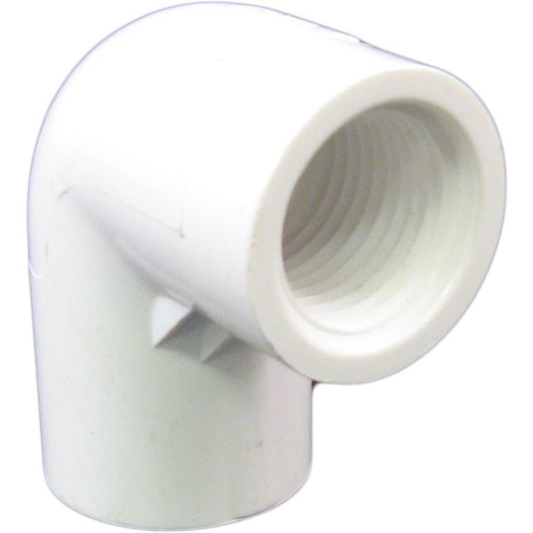 Commodity  Schedule 40 PVC 90 Degree 1/2 Inch Elbow