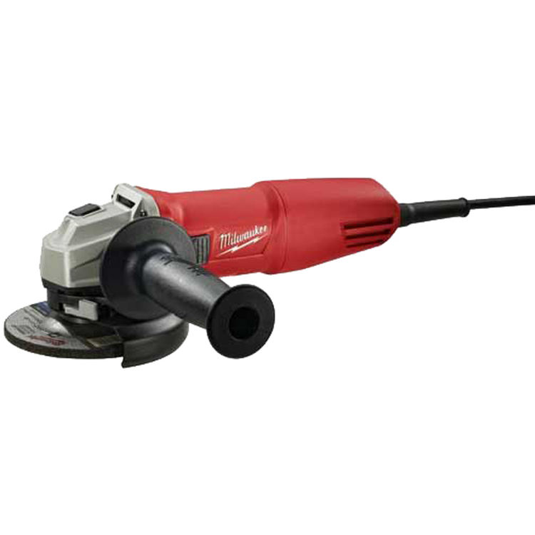 Milwaukee 6130-33 Milwaukee 6130-33 Small Corded Angle Grinder, 120 VAC/VDC, 7 A, 750 W, 11000 rpm, 5/8-11 Shank
