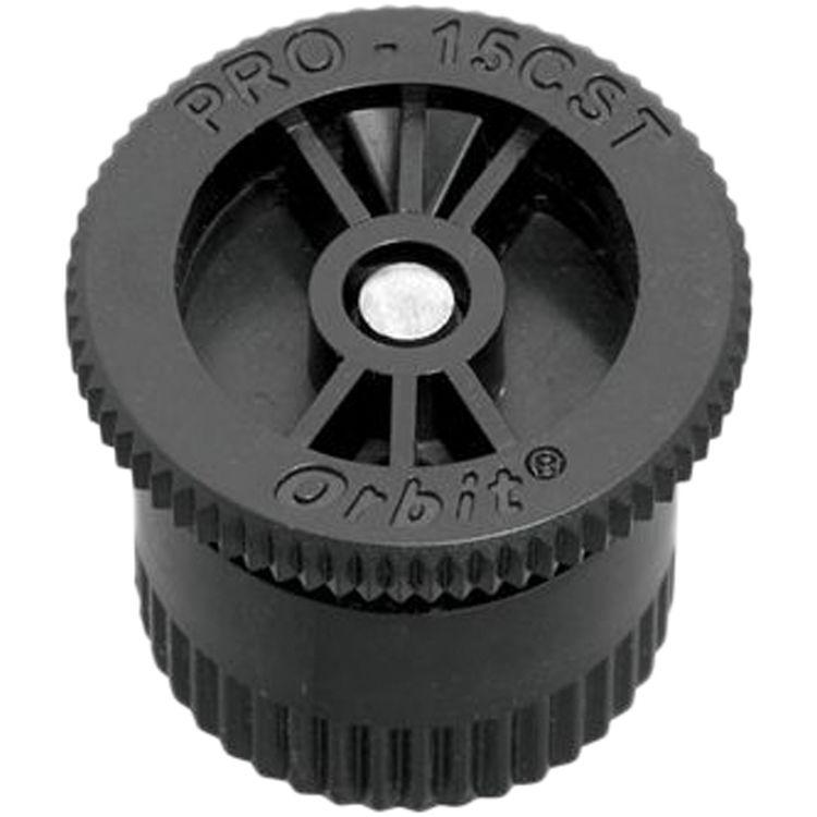 Orbit 53507 Orbit 53507L Center Strip Nozzles, Fixed Arc, 5 x 30 Ft. Radius