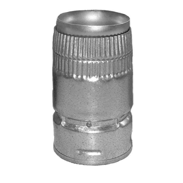 View 2 of M&G DuraVent 4GVADHC DuraVent 4GVADHC Type B Gas Vent 4-Inch H/C Adapter