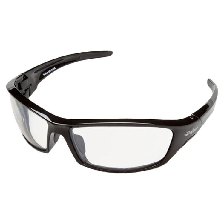 Edge SR111AR EDGE SR111AR RECLUS SAFETY SUNGLASSES - BLACK FRAME ANTI-REFLECTIVE LENS