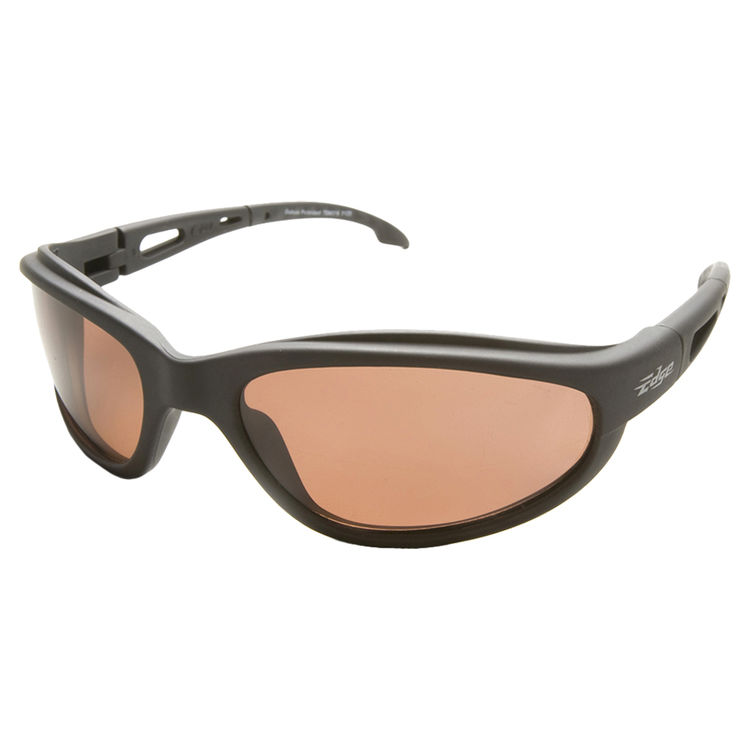 Edge TSM215 EDGE TSM215 DAKURA SAFETY SUNGLASSES - BLACK FRAME COPPER