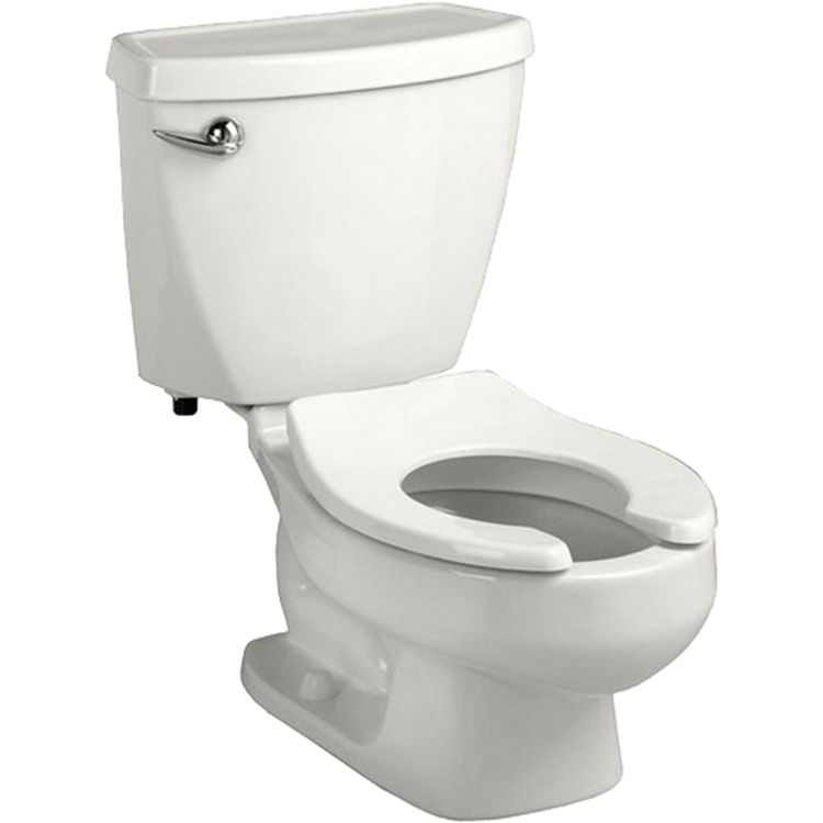 American Standard 2315.228.020 American Standard Baby Devoro FloWise 10 Inch High Round Front Toilet - 1.28 gpf, White - 2315.228.020