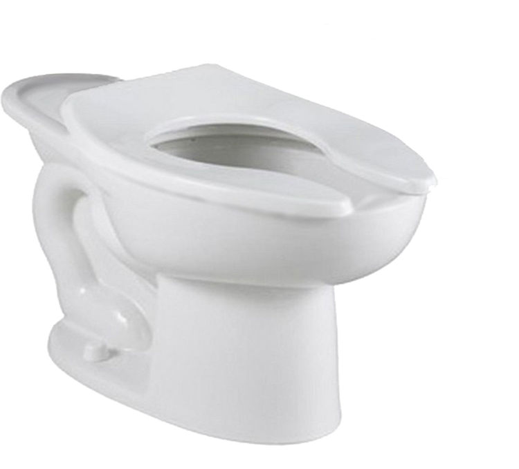 Miraculous American Standard 2624 001 020 White Madera Elongated Toilet Bowl Machost Co Dining Chair Design Ideas Machostcouk
