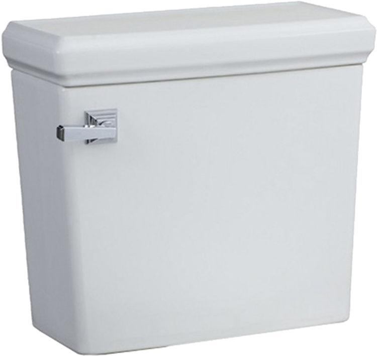 American Standard 4216.128.020 American Standard 4216.128.020 White Town Square Toilet Tank