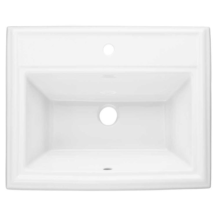American Standard 0700 001 020 Town Square Countertop Sink