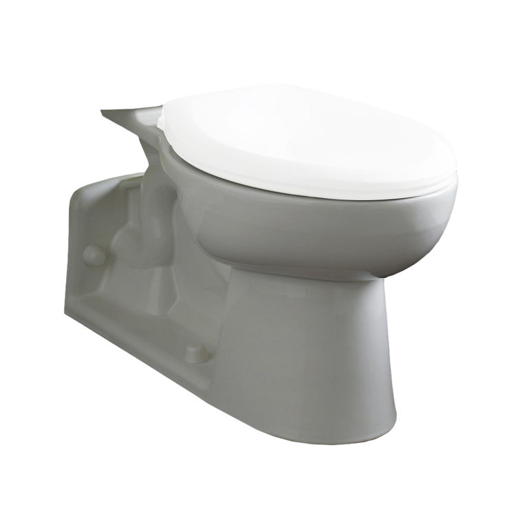 American Standard 3703.001.020 American Standard 3703.001.020 White Yorkville Elongated Toilet Bowl