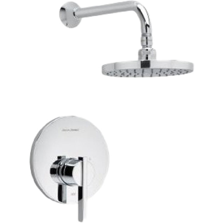 American Standard T430.501.002 American Standard T430.501.002 Polished Chrome Shower Only Trim Kit