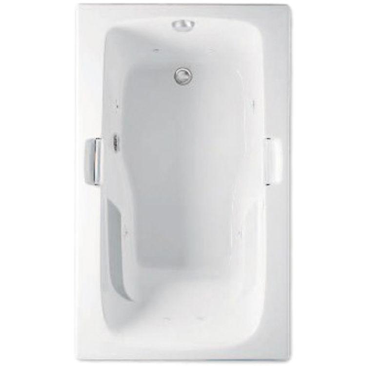 Aquatic Bath 4160621-WH White 60\