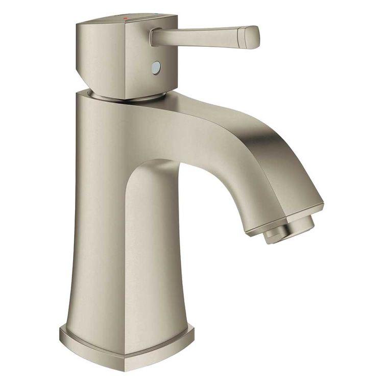 View 3 of Grohe 23312EN0 Grohe 23312EN0 Grandera Single-Handle Bathroom Faucet, Brushed Nickel