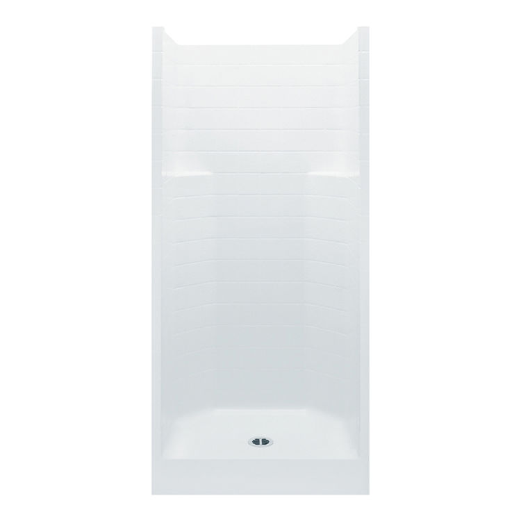 Aquatic 1363CT-WH Aquatic Bath 1363CT-WH White 36