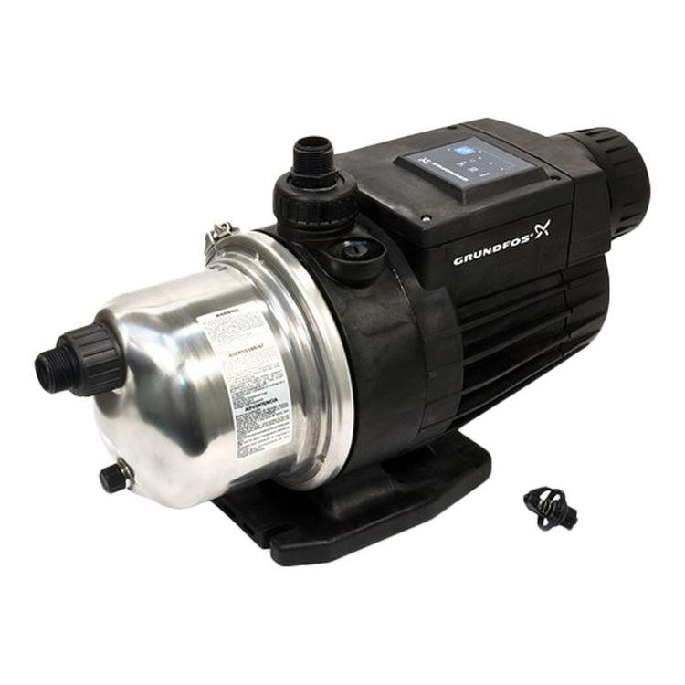 Grundfos 96860195 Grundfos MQ3-45 115v Pressure Booster Pump - 1 Hp, 63 Max PSI - Grundfos 96860195