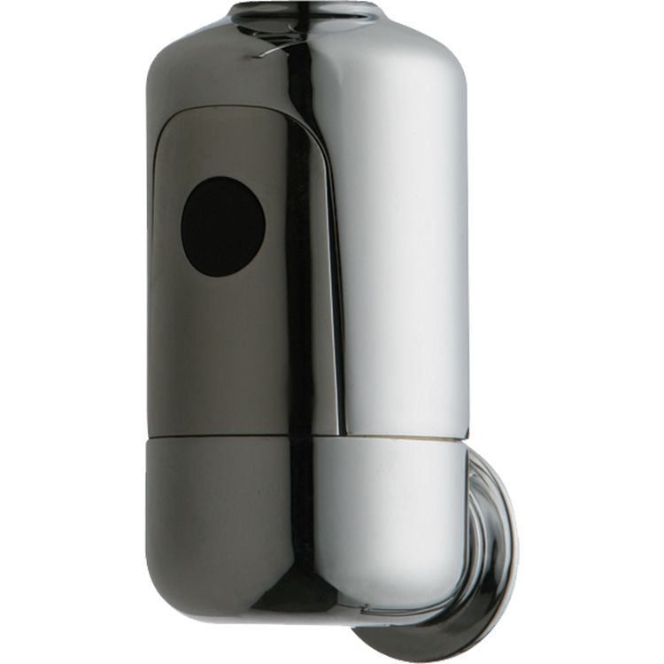 Delta Faucet R2910 Mixlf Commercial Mechanical Mixing: Chicago Faucets 116.314.AB.1 HyTronic Less Spout Sink