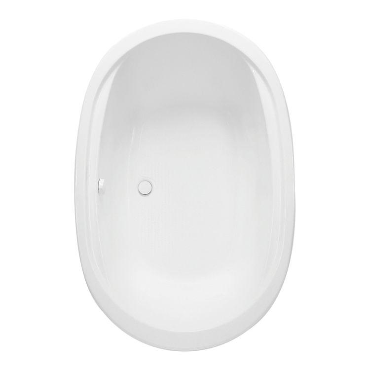 Aquatic 8774621-WH Aquatic Bath 8774621-WH White 74