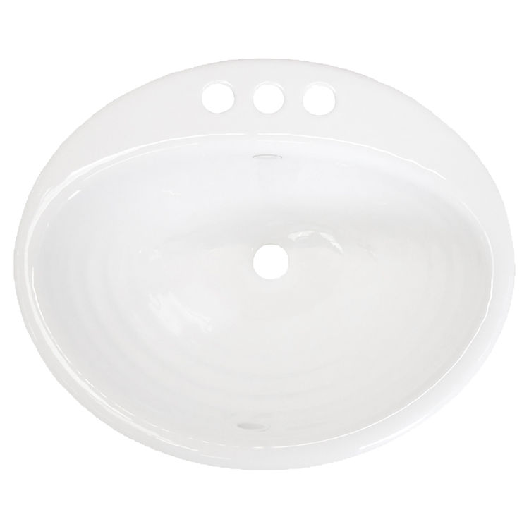 Kohler 2906-4-0 Kohler K-2906-4-0 Ellington Lavatory Sink with 4