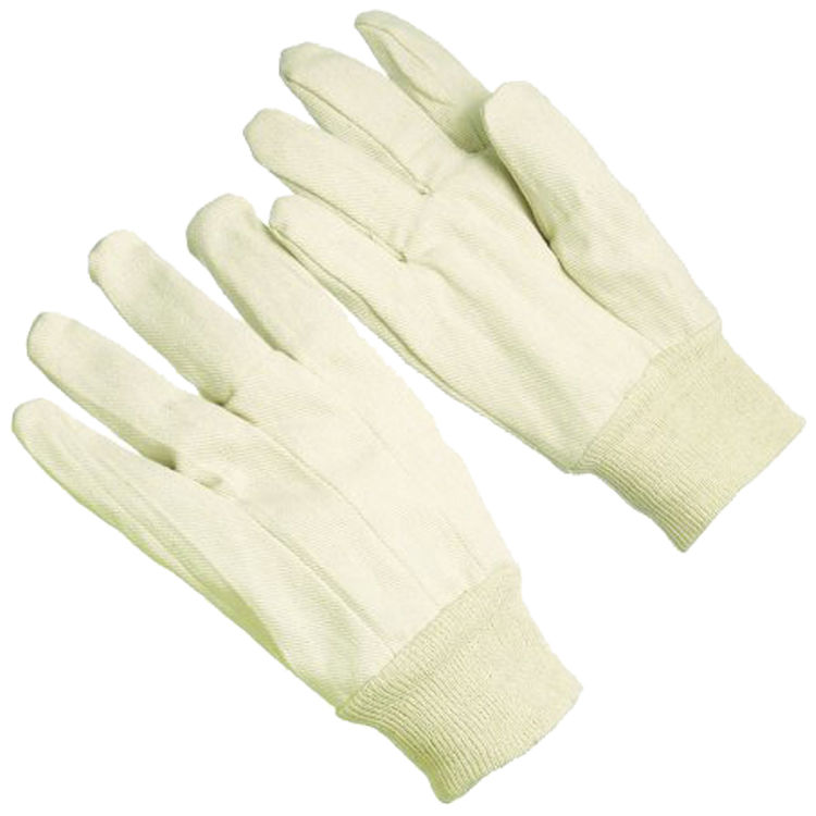 Seattle Glove C7608 White Cuff Cotton Glove Men's