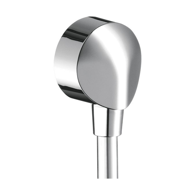 Hansgrohe 27458003 Chrome Wall Outlet | PlumbersStock