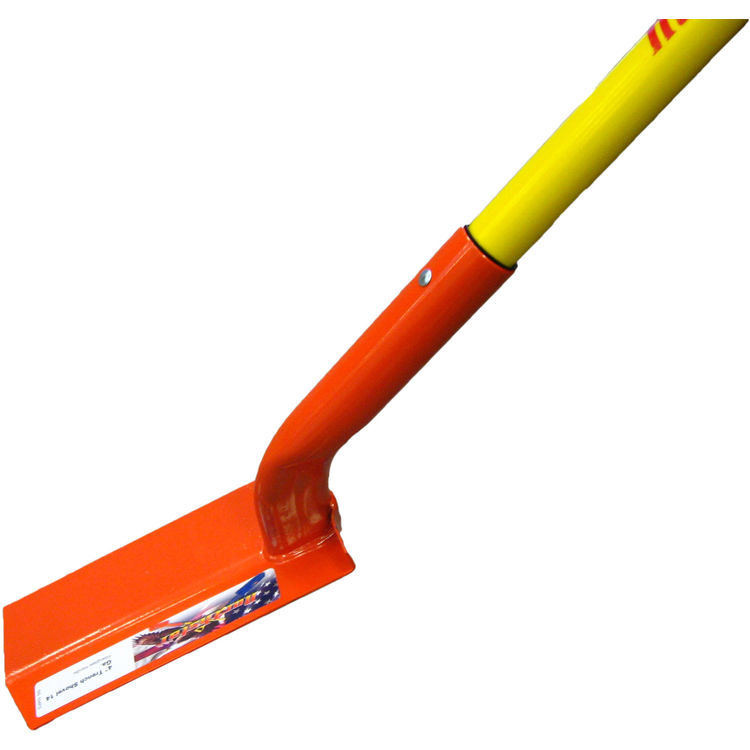 View 2 of NorthStar Tools  Structron 89184 Clean-Out Trenching Shovel, 11-1/2 in W x 4 in L, Spring Steel, 48 in, Cushion Grip Fiberglass Handle