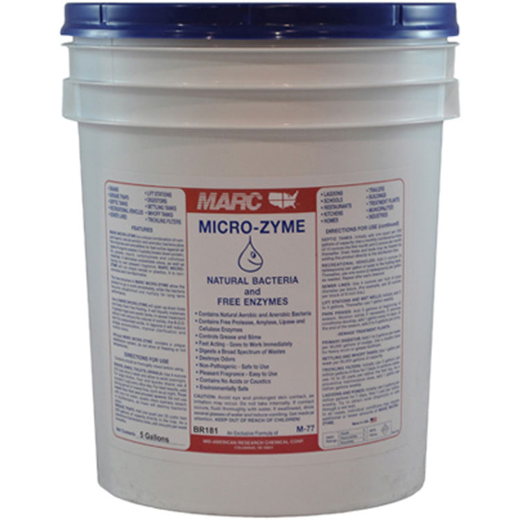 Marc 77 MARC 77 Liquid Septic Treatment, 1 Quart
