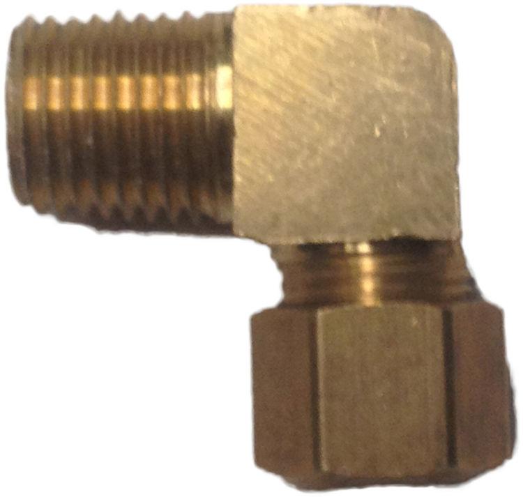 BRCMAL51614 5/16 COMP X 1/4 MIP 90 ELBOW (18-229)