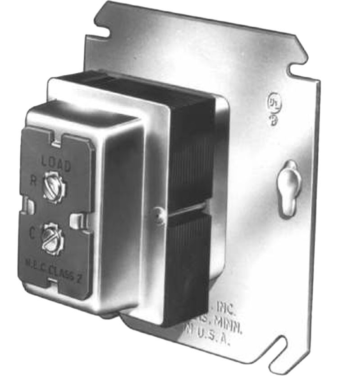 Honeywell AT72D1683 Honeywell AT72D1683 Foot/Plate/Clamp Mount 120 Vac Transformer |
