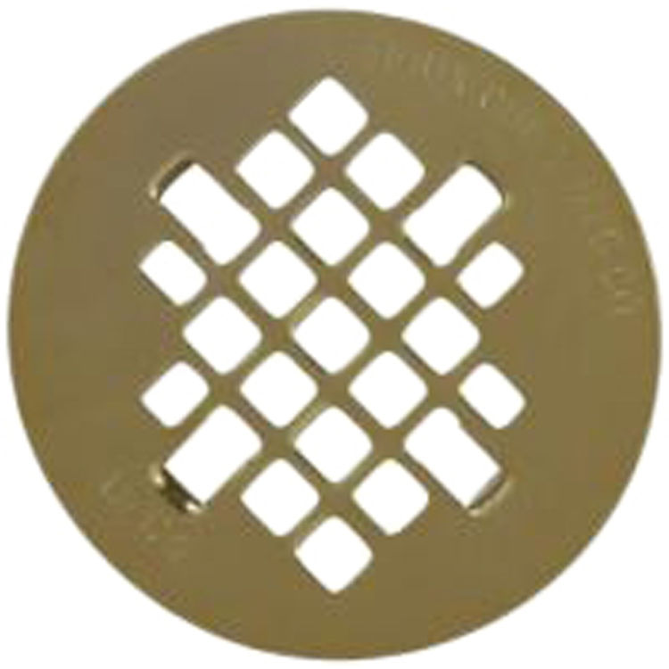 Sioux Chief 827-2SP Polished Brass Push-In Strainer