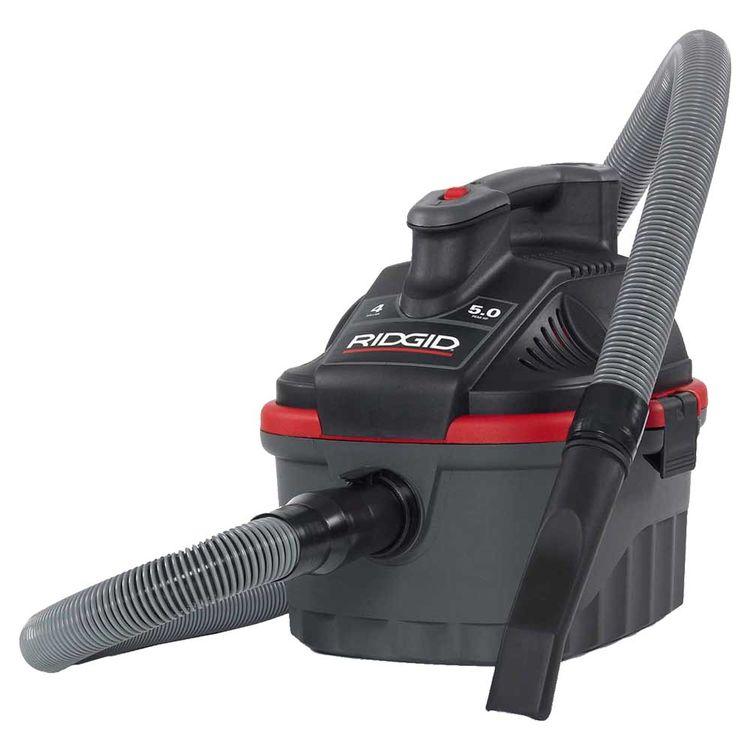 Ridgid 50313 Ridgid 4000RV Four Gallon Portable Wet/ Dry Vacuum