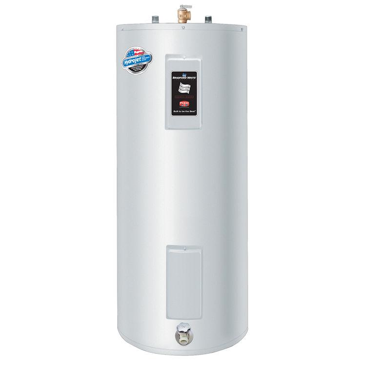 Bradford White Re340t61ncww N2015 40 Gallon Electric Water