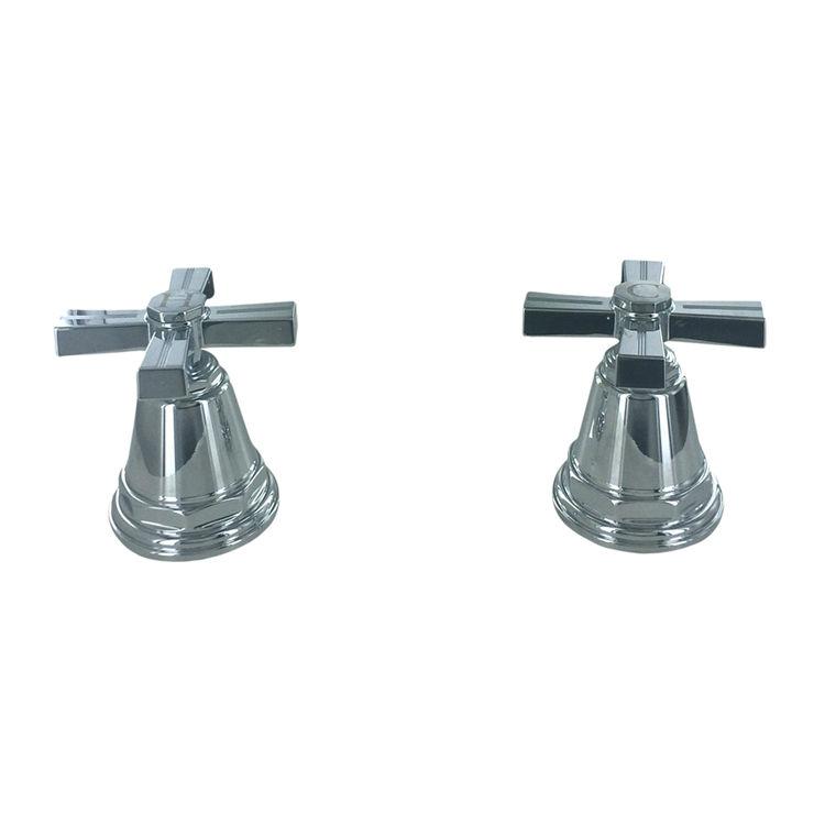 Kohler T13141-3B-CP Kohler K-T13141-3B-CP Polished Chrome Pinstripe Pure Bath Trim