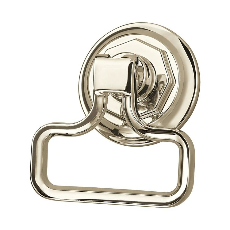 Brizo 699261-PN Brizo 699261-PN Polished Nickel Rook Drawer Knob