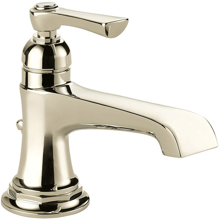 View 3 of Brizo 65060LF-PN Brizo 65060LF-PN Polished Nickel Rook One Handle Lavatory Faucet