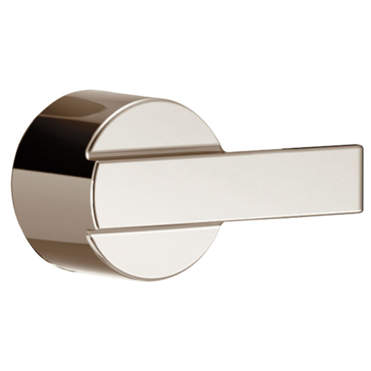 View 2 of Delta RP79166PN Delta RP79166PN ARA 14 Series Handle and Screw - Polished Nickel