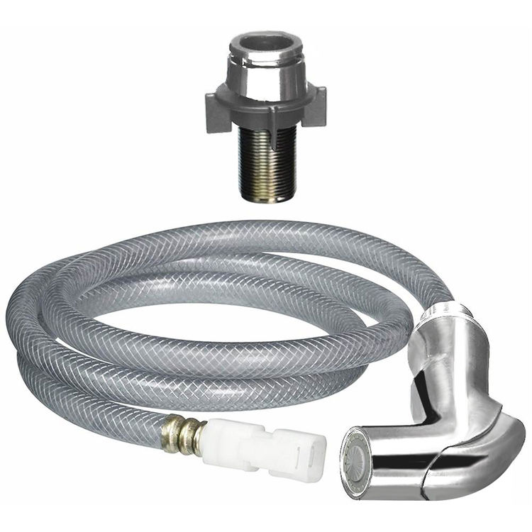 View 2 of Peerless RP70241 Peerless RP70241 Side Spray Hose Assembly - Chrome