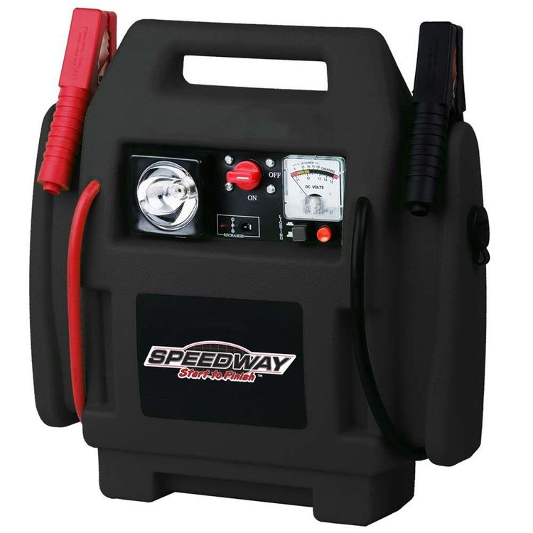 View 3 of Nati 7226 Speedway 7226 4-in-1 Power Station Jump Starter, 12 VDC, 400 A