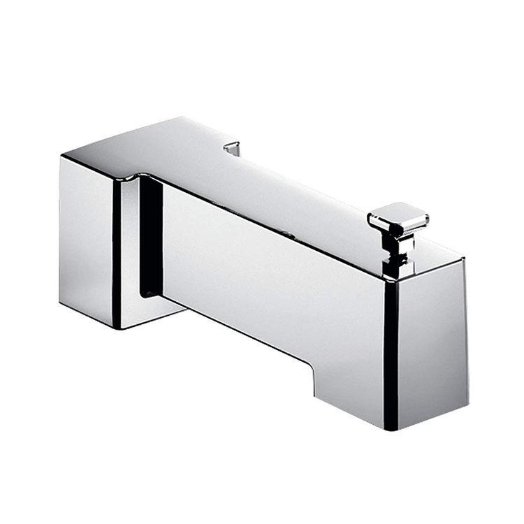 Moen S3894 Moen S3894 90 Degree Diverting Tub Spout, Chrome