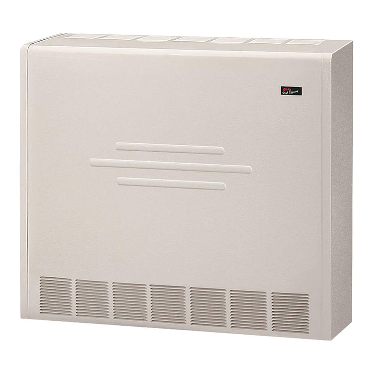 View 2 of Cozy HEDV403A Cozy HEDV403A Direct-Vent Wall Furnace 40,000 BTU , HIgh Efficient *