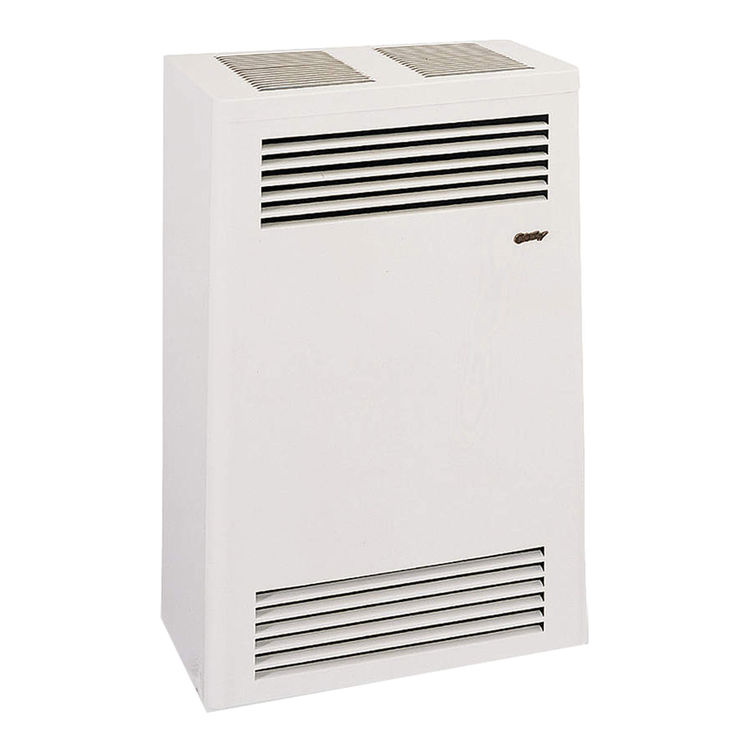 View 2 of Cozy CDV156C Cozy CDV156C 15,000 BTU Propane Direct-Vent Wall Furnace, Neutral Bone