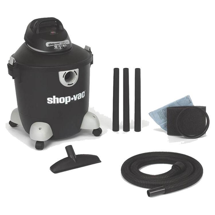 Shop-Vac 5981300 Shop-Vac 5981300 Vacuum Cleaner, 4.5 hp, 12 gal Tank