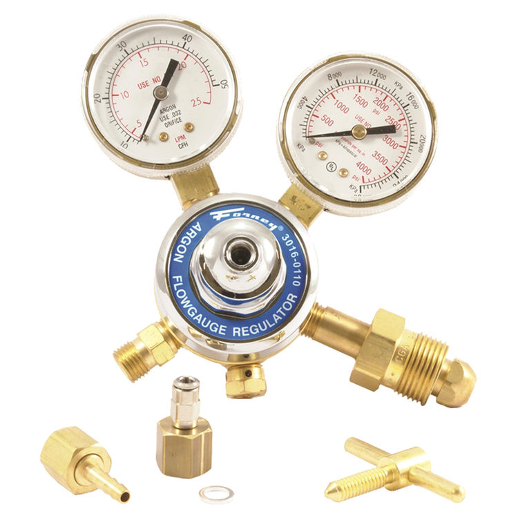 Forney 85363 Forney 85363 Regulator Argon/Co2 Kit Mig