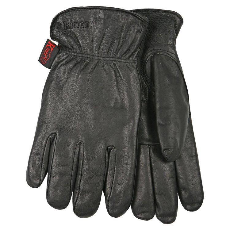 View 3 of Kinco 93HK-XL Kinco 93HK-XL Extra-Large Grain Goatskin Leather Gloves