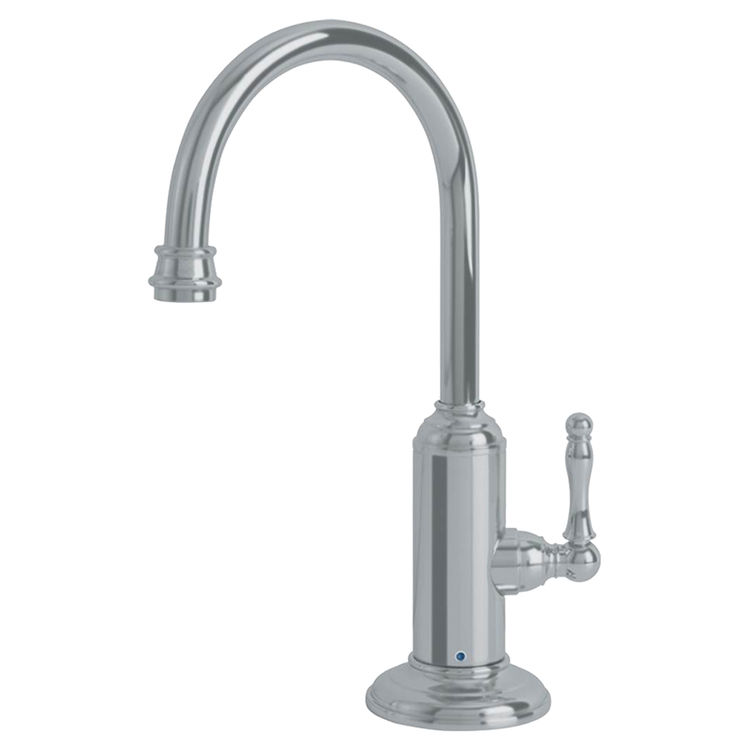 Franke DW12080 FRANKE DW12080 POINT OF USE FAUCET COLD ONLY SATIN NICKEL
