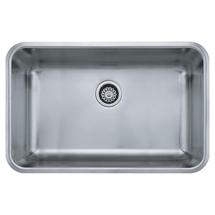 View 2 of Franke GDX11028 Franke GDX11028 Single Bowl Undermount Stainless Undermount Sink - Stainless