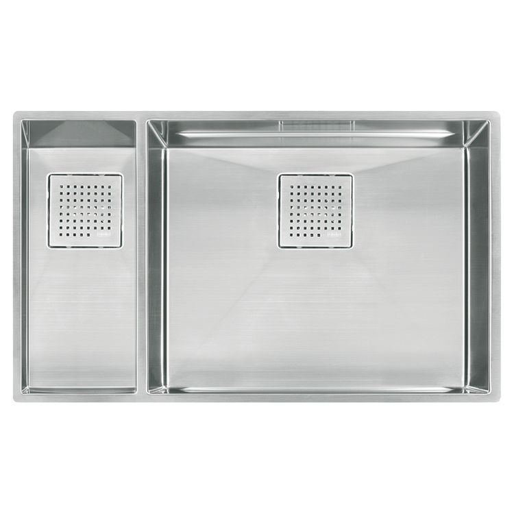 Franke PKX160 Franke PKX160 Double Bowl Undermount Stainless Undermount Sink - Stainless