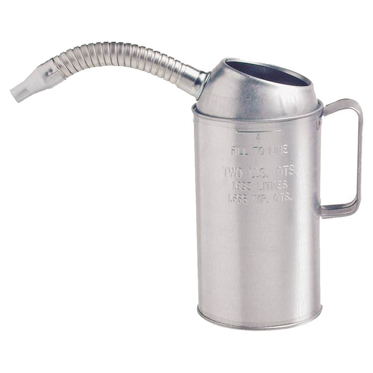 Plews 75-441GS Plews 75-441GS Measure Can With Spill Proof Top 6-1/2 in H, Flexible
