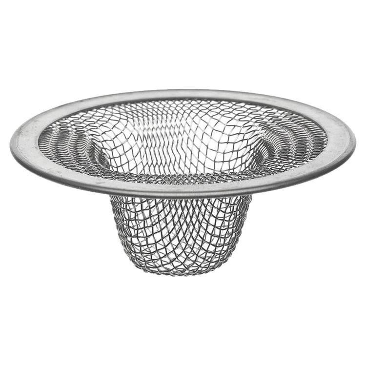 Danco 88820 Danco 88820 Stainless Steel Lavatory Sink Mesh Strainer, 2-1/2