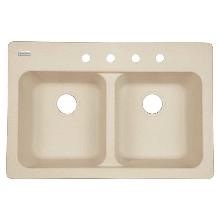 Franke FTS904BX Franke FTS904BX Kitchen Sinks, Double Bowl, Sand