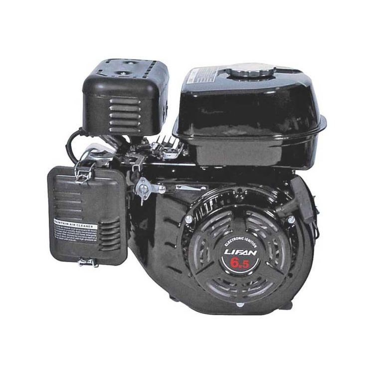 Lifan LF168F-2B Lifan LF168F-2B Industrial Grade Overhead Valve Engine, 196 cc, 6-1/2 hp, 3600 rpm, Recoil